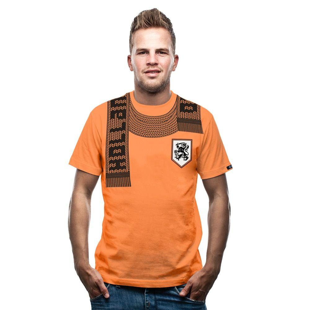Copa - Fodbold T-shirt Holland Scarf
