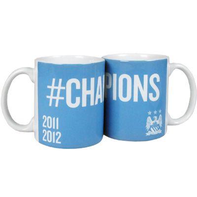 Manchester City - Kop Champions